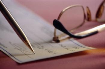 Снятие наличных денег с расчетного счета ООО