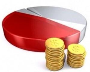Оплата долей в уставном капитале ООО