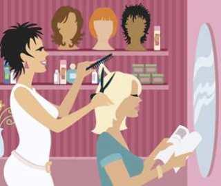 Образец бизнес плана парикмахерской
