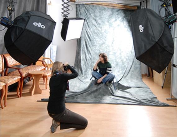 На чем зарабатывает фотостудия