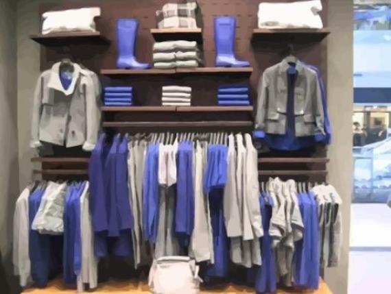 Выбор помещения для магазина одежды