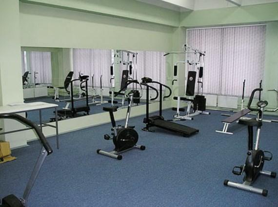 Выбор помещения для тренажерного зала