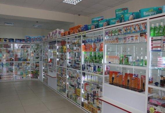 Помещение для аптеки по франшизе
