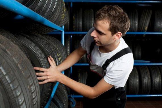 Хранение автомобильных шин как бизнес