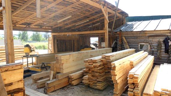 Бизнес план лесопилки - оцениваем рентабельность