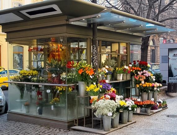 Помещение для магазина цветы
