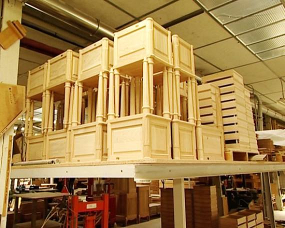 Реализация продукции мебельного производства