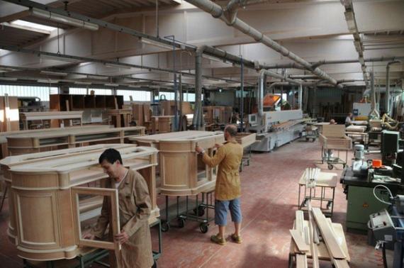 Персонал для мебельного производства
