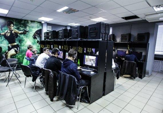 Помещение для компьютерного клуба