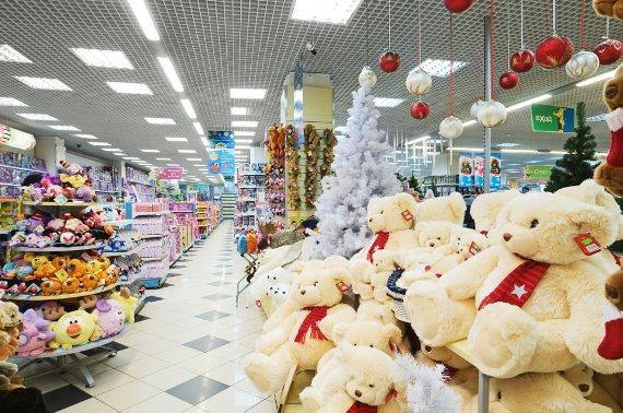 Помещение для магазина игрушек