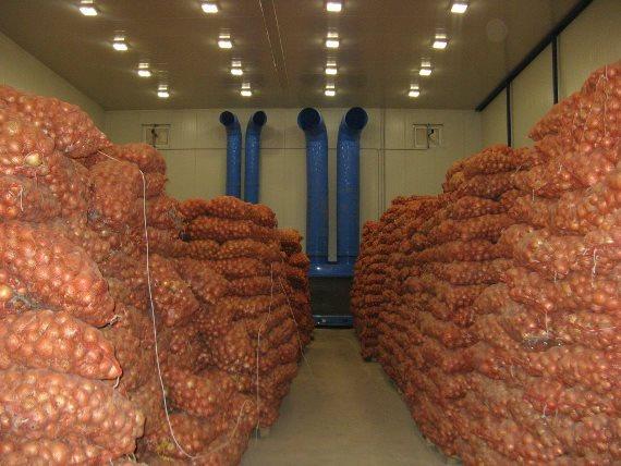 Бизнес план картофелехранилище