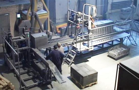 Организация производства пеноблоков