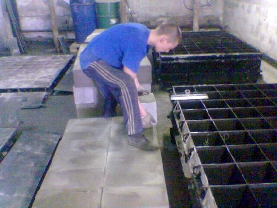 Подбор персонала для производства пеноблоков