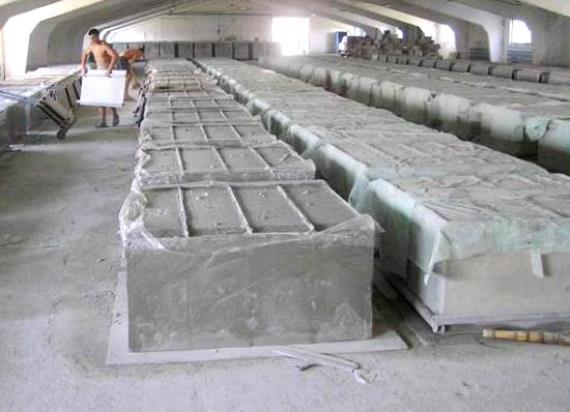 Помещение для производства пеноблоков