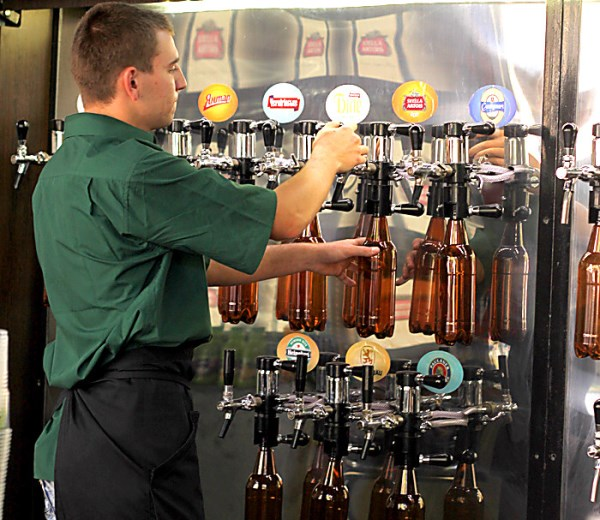 Обязанности персонала магазина разливного пива