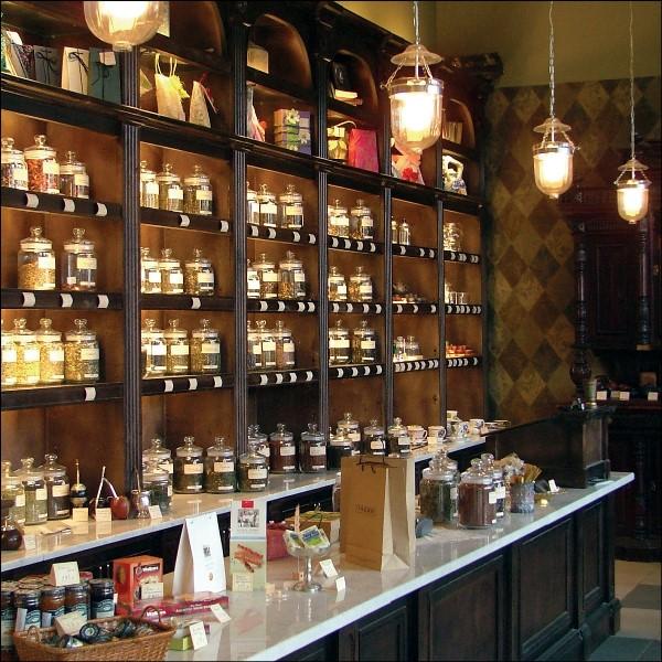 Каким должно быть помещение для чайного магазина