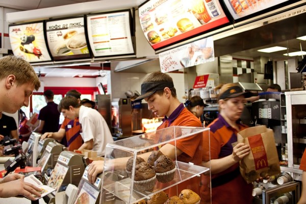 Требования к персоналу Макдональдс