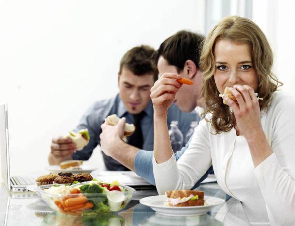 Какой уровень сервиса необходим для доставки обедов в офисы