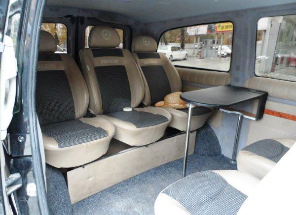 Как обеспечить уровень сервиса для пассажирских перевозок микроавтобусом