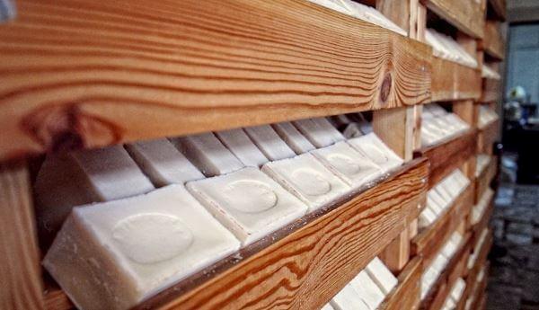 Склад готового мыла ручной работы