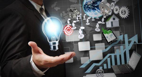 Развитие новых видов бизнеса в России