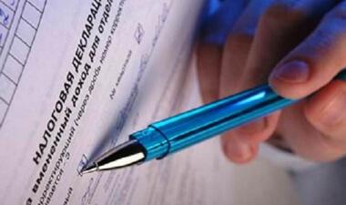 Как правильно сдать в налоговую декларацию для ИП